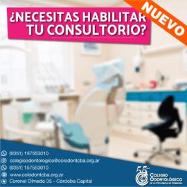 Habilitar tu Consultorio
